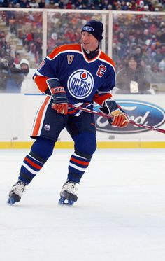 Wayne Gretzky - 1,487 games played  894 goals  1,963 assists  2,857 points  Plus-518  91 game-winning goals  9 Hart Memorial Trophies  5 Lady Byng Memorial Trophies  18 All-Star Games  4-time Stanley Cup Champion - the greatest!