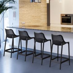 Compamia Air 25.6 in. Counter Height Bar Stool - Set of 2 | Jet.com