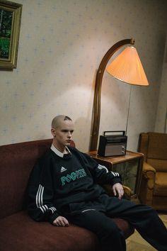 Gosha Rubchinskiy AW18 russia menswear