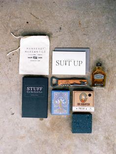 """""""Suit Up"""" Groomsmen gifts"""