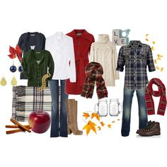With cooler weather right around the corner, everyone's minds are turning towards fall and the upcoming holidays. Have you already thought about what you'll wear for your annual family photo sessions? What, not yet?! Well I'm here to help with a handy fall family photos clothing guide to get you thinking about what you will.