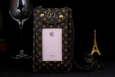 Louis Vuitton Bag With Strap Cases For iPhone8/7/6S/6/Plus Monogram