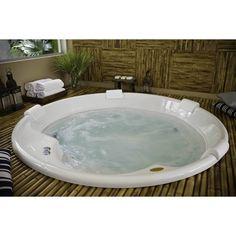 Para momentos de relaxamento e bem estar as banheiras de hidromassagem fazem toda a diferença. Além de aliviar problemas de saúde que afetam a circulação do sangue.