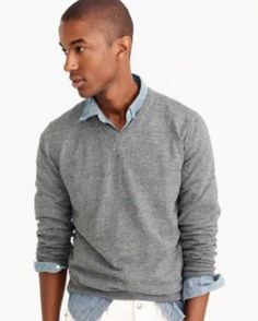 To all the men out there a crew neck sweater is a necessity for warmth and fashion for you this fall/winter. Link in bio! #poshmark #posh #clothes #buy #onlineboutique #onlineshopping #mensfashion #winterfashion #fallfashion #crewnecksweater #sweater #buy #fashion #fashionist #fashionista #collegefashionista #collegegirls #collegefashion #smallbusinessowner #entrepreneur #wednesday #humpday #jcrew #sweaterweather