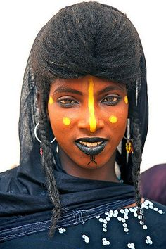 WODAABE (MBORORO) PEOPLE: THE NOMADIC FULANI SUB-TRIBE