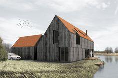 201523 schuurwoning Wiarda | ARCHITECTUURSTUDIO SKA