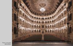 Teatro Comunale, Bologna - Photographe Gilles Alonso