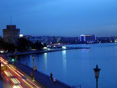 Greece Tourism, Thessaloniki, Cool Watches, New York Skyline, Past, Places To Visit, Around The Worlds, Adventure, History