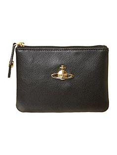 Vivienne Westwood Black coin purse
