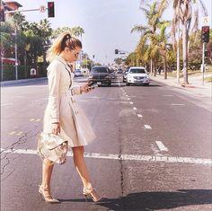 El estilo de Michelle Salas en Instagram