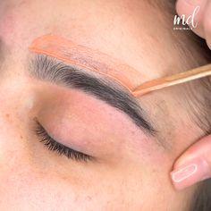 Beauty Make-up, Beauty Skin, Beauty Hacks, Eyebrow Makeup Tips, Hair Makeup, Eyebrow Lift, Waxing Tips, Short Hair Images, Asian Eye Makeup
