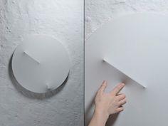 MYK Wall Clock by SHE Design
