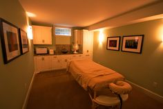 Lake Macatawa Massage Room! Come to Fulcher's Therapeutic Massage in Imlay City, MI and Lapeer, MI for all of your massage needs! Call (810) 724-0996 or (810) 664-8852 respectively for more information or visit our website lapeermassage.com!