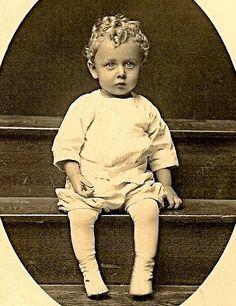 (Vintage Photos - Children).