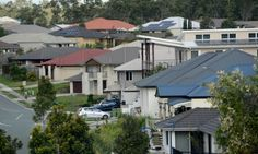 Residential property sales will be added to a nee national register if the plan goes ahead. Photograph: Dan Peled/AAP