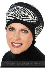 Karina Knit Headband - Headwear Accessory for Hats and Turbans