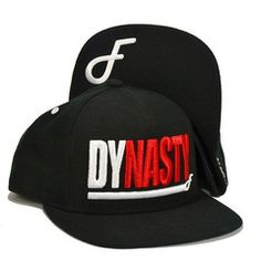 Flat Fitty DyNasty Snapback
