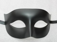 Black And White Masquerade Masks For Men