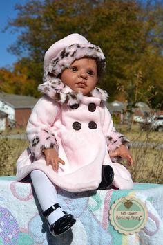 ROWAN Stunning 24 Custom Reborn Baby made by HeartstringsNursery