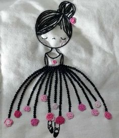 Marvelous Crewel Embroidery Long Short Soft Shading In Colors Ideas. Enchanting Crewel Embroidery Long Short Soft Shading In Colors Ideas. Crewel Embroidery Kits, Embroidery Needles, Hand Embroidery Designs, Ribbon Embroidery, Embroidery Ideas, Hand Embroidery Patterns Flowers, Kurti Embroidery, Embroidery Tattoo, Hand Work Embroidery