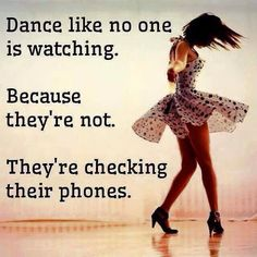 Dance like no one is watching - http://jokideo.com/dance-like-no-one-is-watching-2/