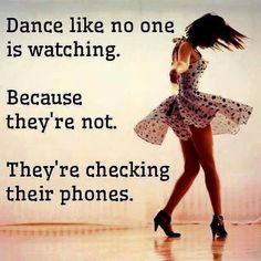 Dance like no one is watching - http://jokideo.com/dance-like-no-one-is-watching-2/