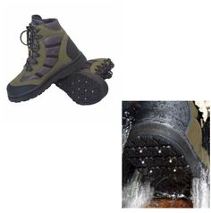 Snowbee XS-Pro Cleated Studded Wading Boot 109.00 euros #fishing #tackle www.henrystackleshop.com Ireland Tackle Shop, Fishing Tackle, Cleats, All Black Sneakers, Hiking Boots, Ireland, Footwear, Shopping, Shoes