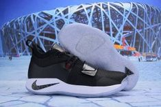 49faeda62264 Paul George Nike PG 2. 5 Black White Men s Basketball Shoes Male Sneakers  Basketball Tips