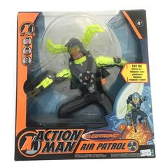 Hasbro Action Man – Electronic Air Patrol - Action Man