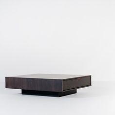 NOTA BENE coffee table | Van Rossum MeubelenVan Rossum Meubelen
