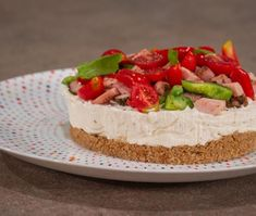 Appetizer Recipes, Appetizers, Cheesecake, Starters, Feta, Recipies, Brunch, Food And Drink, Cooking