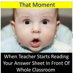 Ideas Funny Baby Pictures Humor Life For 2019 Funny School Jokes, Very Funny Jokes, Crazy Funny Memes, Really Funny Memes, School Memes, Funny Relatable Memes, Funny Facts, Hilarious, Funny Humor