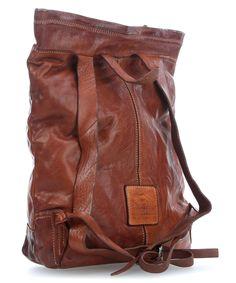 d9a3f76d15d40 Campomaggi Boldo Rucksack Leder cognac - C5050VL-1702
