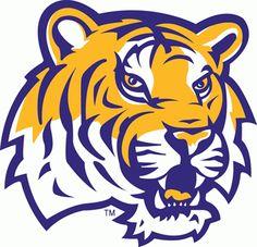 lsu tiger eye logo clipart free clip art images lsu and saints rh pinterest com lsu tigers logo pictures lsu tigers logo vector