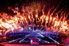 pyrotechnic effects - Google Search