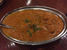 Chicken tikka masala from Bombay House, Provo.