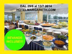 Offerta hotel Riccione 2 settimane giugno-luglio 2014. Hotel 3 stelle sul mare vacanza 29 giugno - 12 luglio 2014 pensione completa con bevande ai pasti gratis