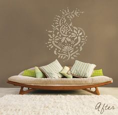 Zen couch
