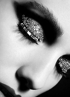 Beauty Blabber Makeup - By Huda Heidi Kattan #bling #eyes #cosmetics