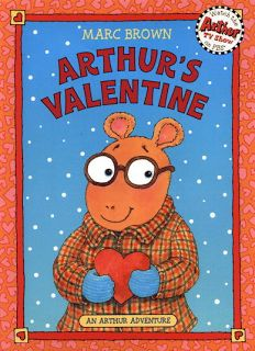 The Fabulous First Grade: Valentine's Day We read Arthur's Valentine by Marc Brown. I told the kiddos to focus on the things are Arthur did on Valentine's Day while they were listening to me read.   After reading, we filled out a Venn Diagram comparing ourselves to Arthur, with a Valentine's Day twist. In one heart, we wrote what Arthur did on Valentine's Day, and in the other heart, we wrote what we did on Valentine's Day. Where the hearts intersected, we wrote things that both did.