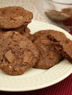 Cook'n Enjoy | Cookies de Chocolate