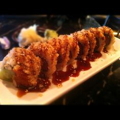 Yum Yum!!! Spicy Tuna Crunch Roll