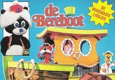 De Bereboot - nu zou het De Berenboot heten My Childhood Memories, Sweet Memories, Zou, Holland, Good Old Times, Old Tv Shows, The Old Days, My Youth, Classic Toys