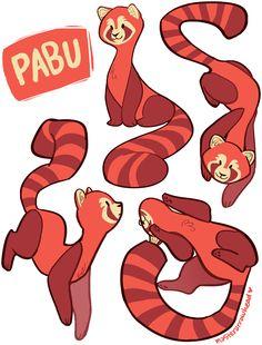 While I don't like Legend of Korra, I love Pabu.