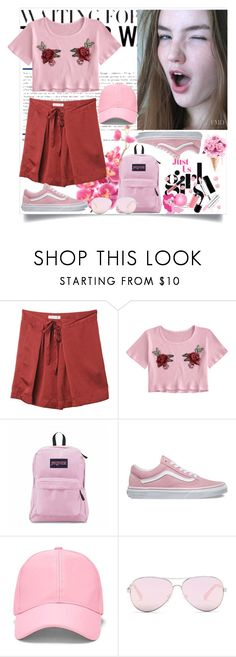 """""""Bez naslova #94"""" by miki-383 ❤ liked on Polyvore featuring Isabel Marant, JanSport, Vans, Forever 21 and Kenneth Cole Reaction"""