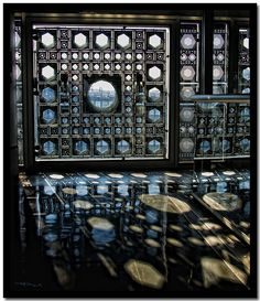 Jean Nouvel, L'Institut du Monde Arabe, Paris, France