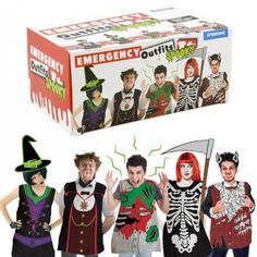 Emergency Outfits 'Spooky'