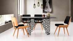 Pierre Masa Viyana Sandalye Set Office Desk, Modern, Furniture, Home Decor, Desk Office, Trendy Tree, Desk, Interior Design, Home Interior Design