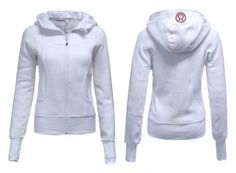 Lululemon Yoga Scuba Hoodie White : Lululemon Outlet Online, Lululemon outlet store online,100% quality guarantee,yoga cloting on sale,Lululemon Outlet sale with 70% discount!$59.69