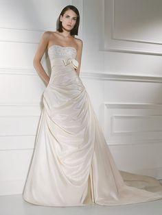 Vestidos de novia de la firma Maria Karin.